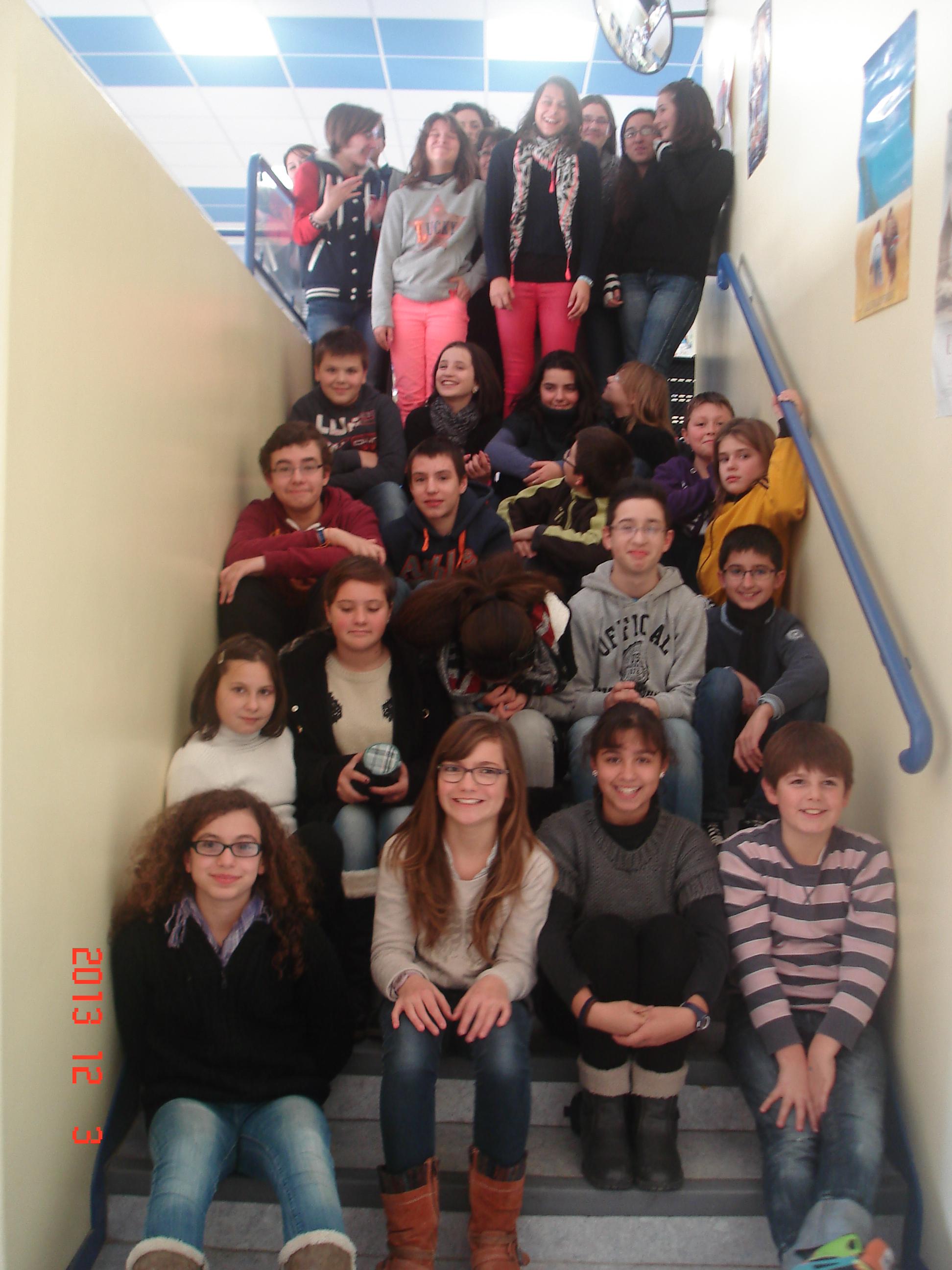 Collège Saint-Exupéry CONTRES - Le Club Journal vous ...
